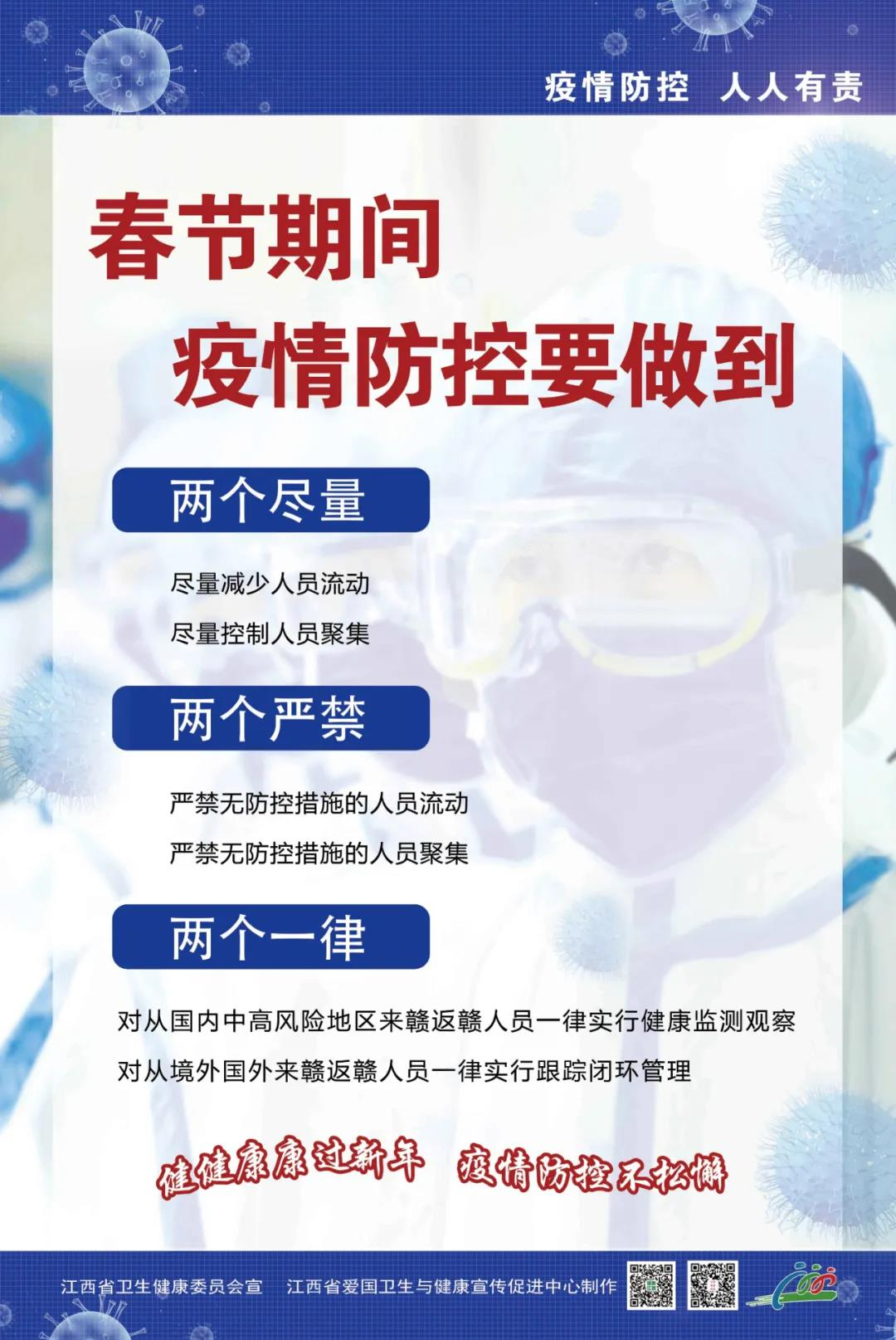 重磅!上饶市新型冠状病毒感染的肺炎疫情防控应急指挥部第14号令发布