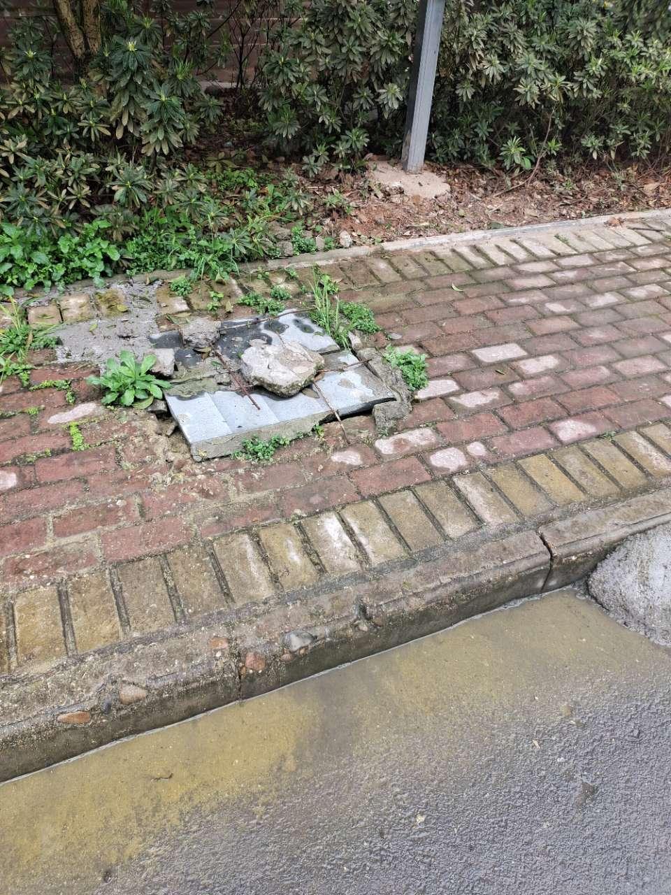 廉租房化粪池下水道未处理好,过段时间就会爆出来!